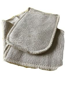 Good Quality Traditional Heavy Duty Double Oven Glove. Charity Listing