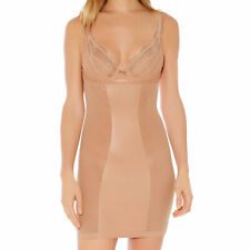 WACOAL VISION CONTROL DRESS  ROSE TAN SIZE SMALL 112011