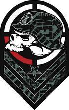 METAL MULISHA DECAL #11  Sticker, Truck Trailer Moto Car Window Wall Art