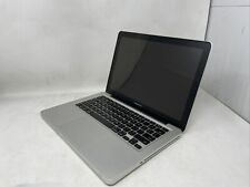 New listing Apple Macbook Pro Core2 Duo P7550 2.26Ghz No Ram No Hdd No Tray No Os No Battery