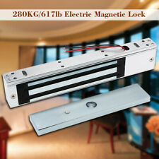 KKmoon DC 12V 280KG(600LB) Electric Magnetic Door Lock for Access Control System