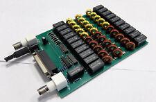 BPF band pass filter for SDR HERMES, ANAN-10, HF transceiver