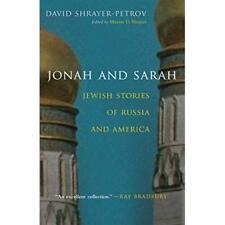 Jonah and Sarah: Jewish Stories of Russia and America - Hardcover NEW David Shra