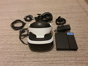 Sony Playstation 4 VR Headset & Processor Unit VR1