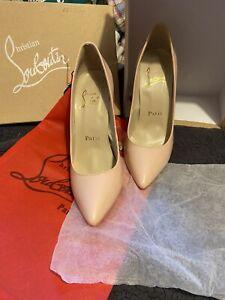 BNIB Pink Heels Size 41 (7)