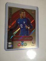 Panini Russia 2018 adernalyn xl Card LE-KM: Kylian Mbappé limited edition mbappe