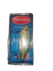 RT06 Bone Orange Belly Fishing Lure Rat-L-Trap Lipless Crankbait 1//2oz