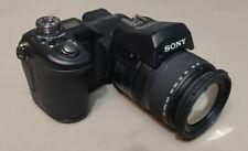 Sony Cyber-shot DSC-F828 8.0MP Digital Camera - Black