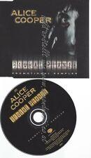 PROMO CD--ALICE COOPER-- BRUTAL PLANET-- 3TR