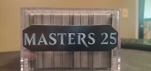 Masters 25 Complete Magic The Gathering Set Never Played 001/249 JACE