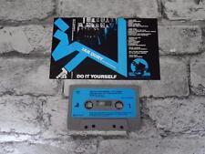 IAN DURY & THE BLOCKHEADS - Do It Yourself /Cassette Album Tape/Paperlabel/ 2614