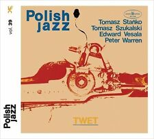 CD TOMASZ STAŃKO / STANKO Twet  / Polish Jazz Vol. 39  / remastered 2016