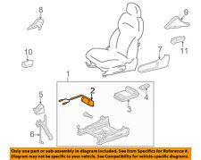 MERCEDES OEM 98-99 CLK320 Power Seat-Motor 2088200842