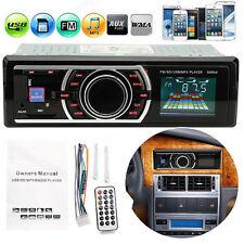 Autoradio Player Car Auto Audio Stereo FM Receiver MP3 Mit Fernbedienung LED/LCD