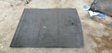 AUDI A6 2004-11 4 DOOR SALOON BOOT MAT IN CARPET FULLY TAILORED 450 /& 650 GRM