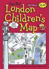 USED (VG) Guy Fox London Children's Map by Guy Fox