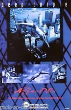 Deep Purple 1998 A Band On Original Promo Poster Jon Lord