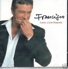 Francisco Canta  a Luis Mariano BRAND NEW SEALED   CD