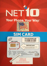 @ NET10 SIM CARD AT&T NETWORK!! WITHOUT CONTRACT UNLIMITED TALK TEXT DATA 411 @