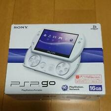 PSP Go PlayStation Portable Go Pearl White PSP-N1000PW Boxed