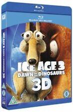 Ice Age 3 Dawn of The Dinosaurs 5039036054546 Blu Ray Region B