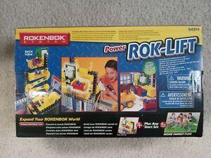 ROKENBOK SYSTEM POWER ROK LIFT 04314  NEW Open Box