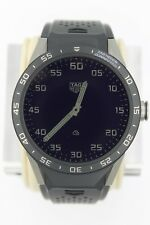 Tag Heuer Connected SAR8A80.FT6045 Smart Watch Mens Black Mint NWOT LCD Digital