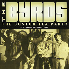 THE BYRDS New 2017 UNRELEASED LIVE 1969 BOSTON CONCERT CD
