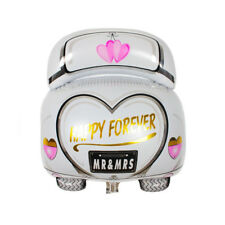 Wedding Car Helium Foil Balloons Wedding Valentie's Day Holiday Party Decor PL