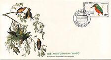 ENVELOPPE / BIRDS OF THE WORLD /  / FAUNE /  OISEAU / MALI  / 1985