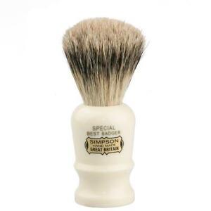 Simpsons Shaving Brush Best Badger Special S1