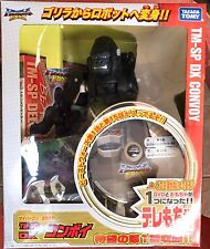 Takara Tomy Transformers Beast Wars TM-SP DX Convoy (Optimus Primal) MISB NEW