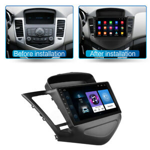 9'' Android 9.1 Car Stereo Radio 2+32GB For Chevrolet Cruze 2009-2014 w/ Canbus