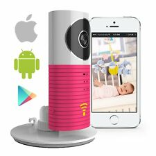 Video Baby Monitor Camera Compatible With iPhone & Android. Wifi 2 way Speaker P