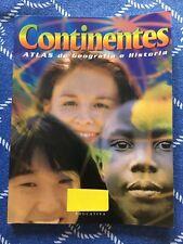 Continentes- Atlas de Geografia e Historia