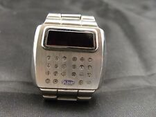 Vintage Pulsar Led calculator watch Digital watch Time Computer