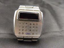 Vintage Pulsar Led calculator watch Digital watch Time Computer