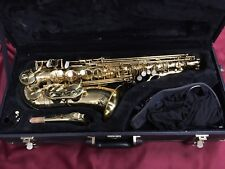 Buffet - Used Student Alto Saxophone with C-Star Mouthpiece/Rovner Ligature!