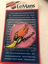 Vintage Patch NOS THRUSH  Mufflers Race Muscle Car Hot Rod Rat 70s Road Runner
