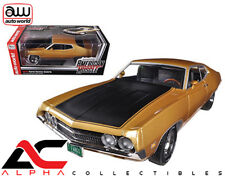 AUTOWORLD AMM1039 1:18 1970 FORD TORINO COBRA 429 4V GOLD LTD TO 1250