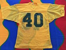 Vintage 70s Champion Blue Bar Football Jersey Kennedy 40 M
