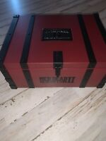Red Dead Redemption 2 Collectors Metal Tithing box only W/ Lock Key