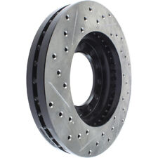 Disc Brake Rotor-GAS Front Left Stoptech 127.43016L