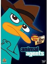 Phineas and Ferb: The Perry Files - Animal Agents - DVD - FREE POST FROM SYDNEY