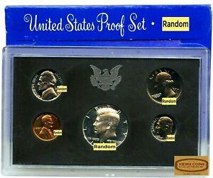 1983 U.S Proof Set with Original Blue Box  - #C21134NQ