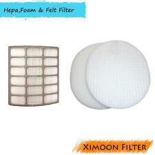 HEPA, Foam & Felt XFF80 Filter kit for Shark NV70, NV80, NVC80C, UV420, NV90