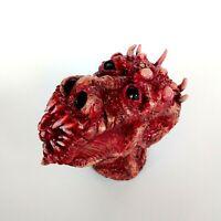 OOAK Statue Odd Fantasy Horror Figurine Polymer Clay Devil Doll Sculpture Arts