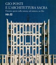 NOS 2005 Gio PONTI 1950s Italian ARCHITECTURE p. 247 Italian Mid-Century Modern