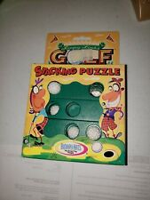 Golf Putting Green Stacking Puzzle #S116-Binary Arts 1998 - A2