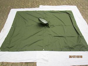 Cape Poncho MK3,IRVIN GQ LTD,wendbar oliv/weiß,Winterkampf,Kaputze,2006,SELTEN
